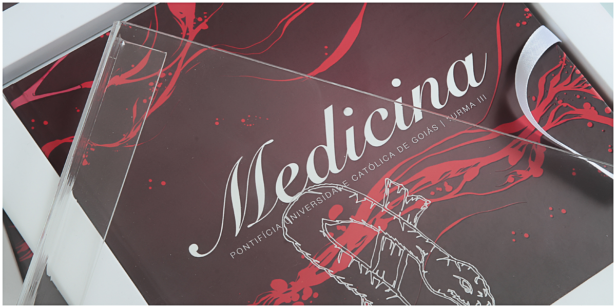 Convite de Formatura | MED 3 PUC